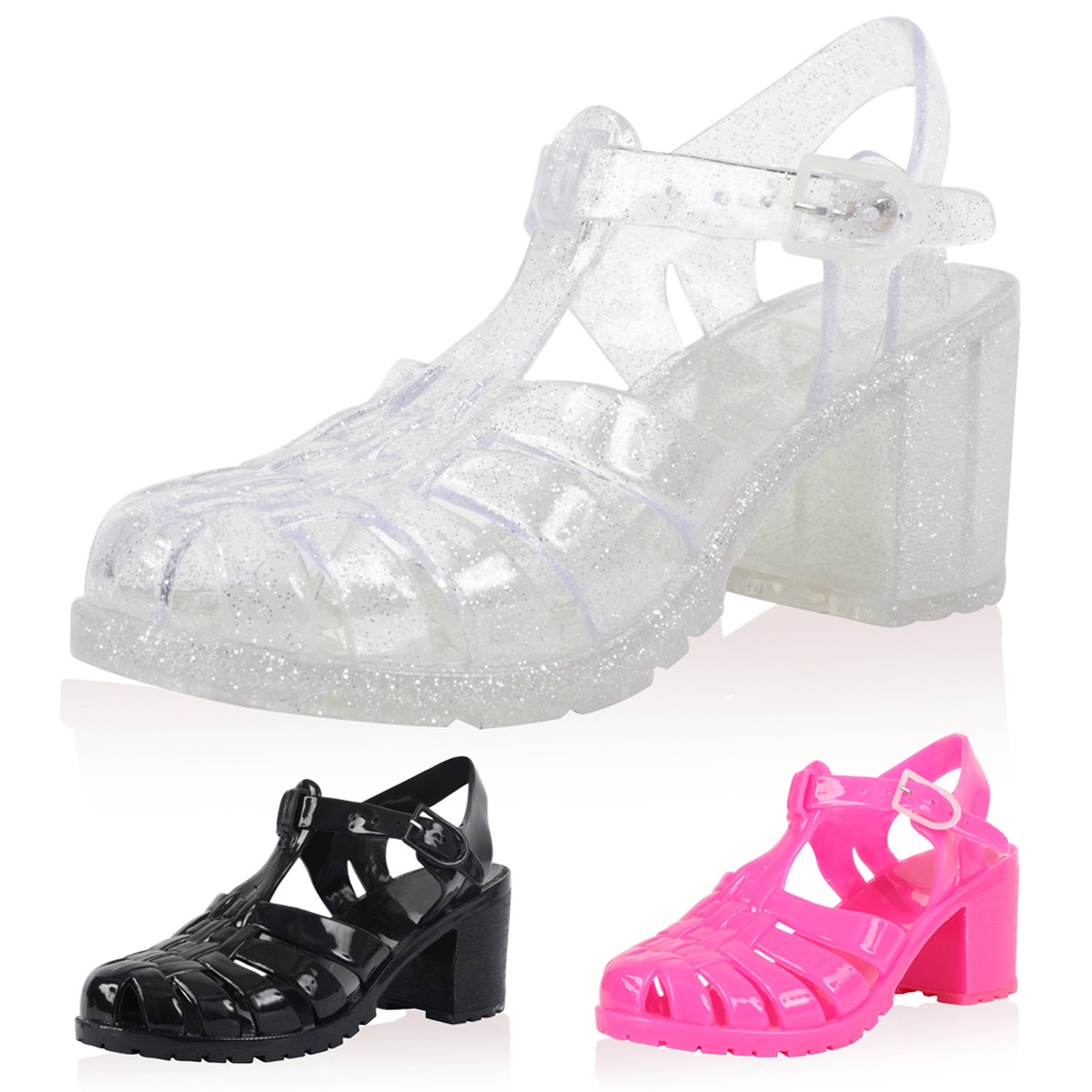 Find great deals on eBay for jelly heels. Shop with confidence. Skip to main content. eBay: Block Heel Solid Sandals for Women with Jelly. Block Heel Synthetic Sandals for Women with Jelly. Feedback. Leave feedback about your eBay search experience. Additional site navigation.