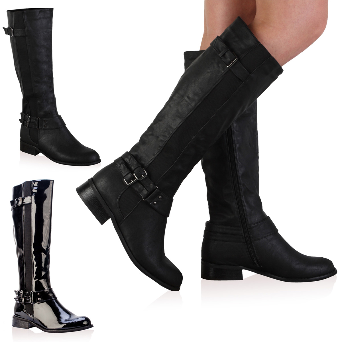 Womens Long Boots - Boot 2017