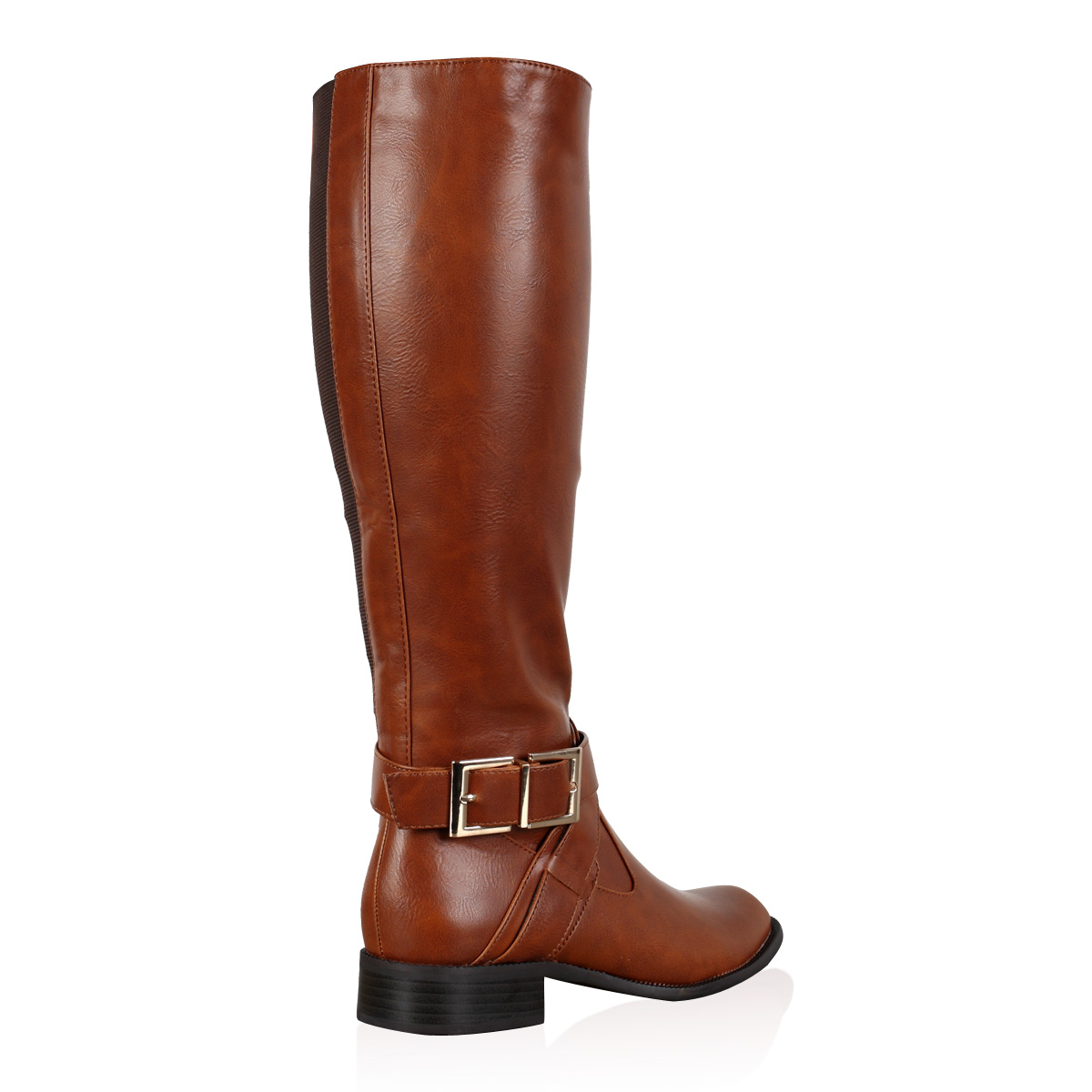 Luxury  Boots  Daniel  Daniel Huyton Brown Leather Women39s Riding Boot