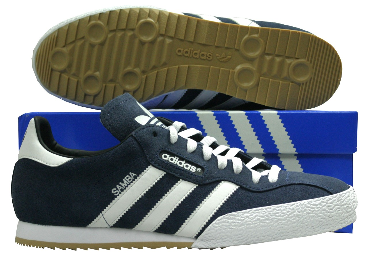 Adidas samba suede Uomo trainers on sale >off63%)