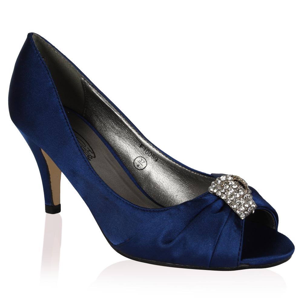 navy blue peep toe shoes high heels 28 images buy