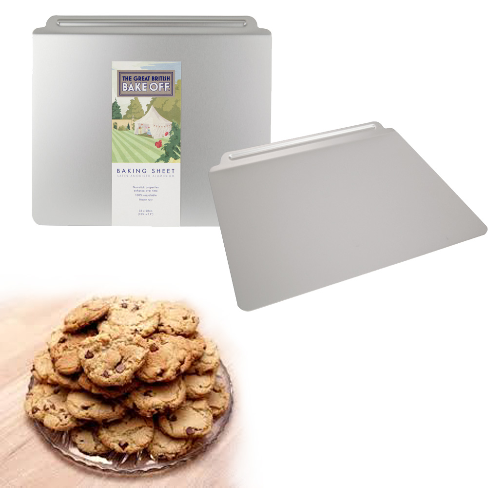 The Great British Bake Off Insulated Baking Sheet Unique