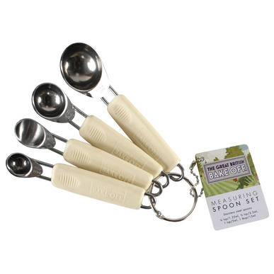 The Great British Bake Off Measuring Spoons Set Unique