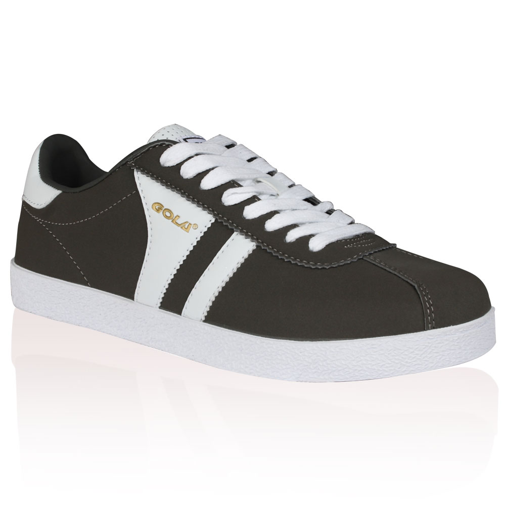 NEW MENS GOLA AMHURST CLASSIC GUYS LACE UP RETRO CASUAL PUMPS TRAINERS SIZE 7-11
