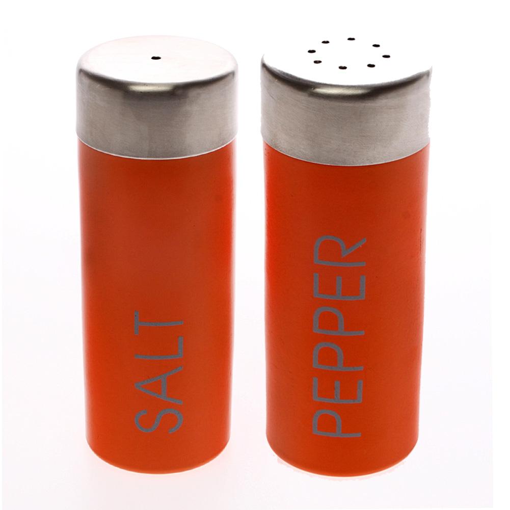 Orange Salt Pepper Shakers Unique Home Living