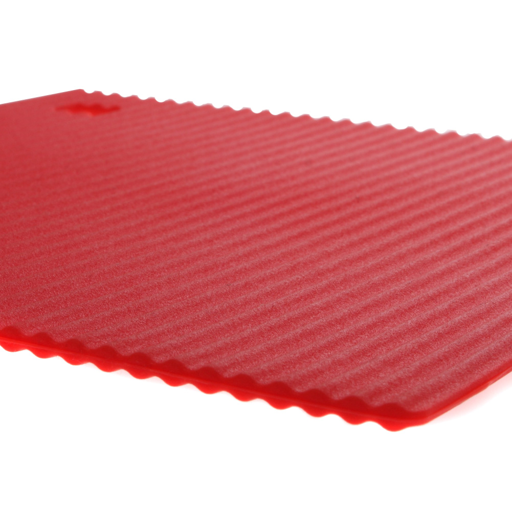 Red Small Silicone Hot Mat Unique Home Living
