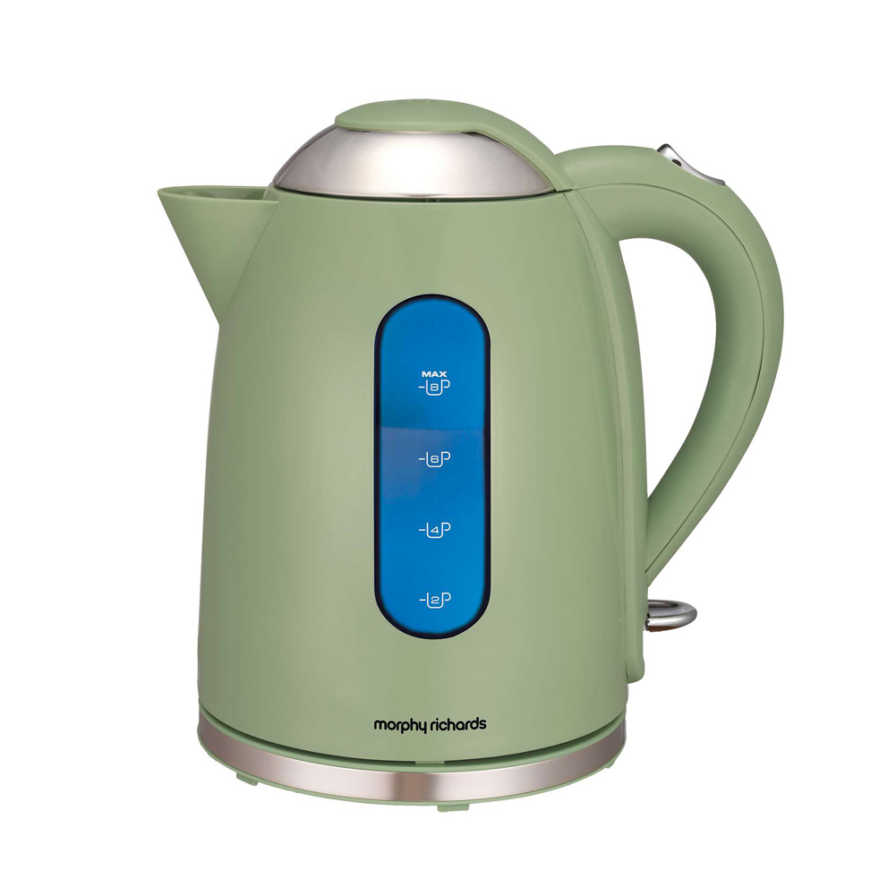 Morphy Richards 102501 Sage Green Kettle Unique Home Living