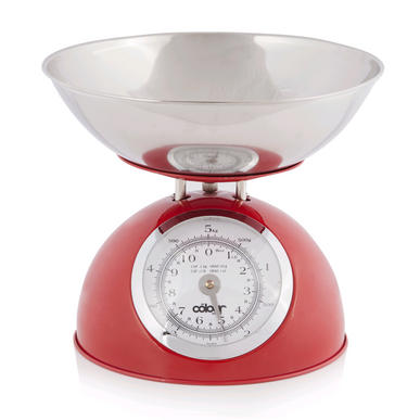 Red dome kitchen scales unique home living for Kitchen scale for baking