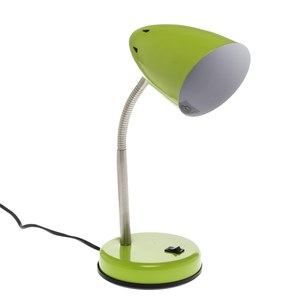home home decor lighting lime green desk lamp. Black Bedroom Furniture Sets. Home Design Ideas
