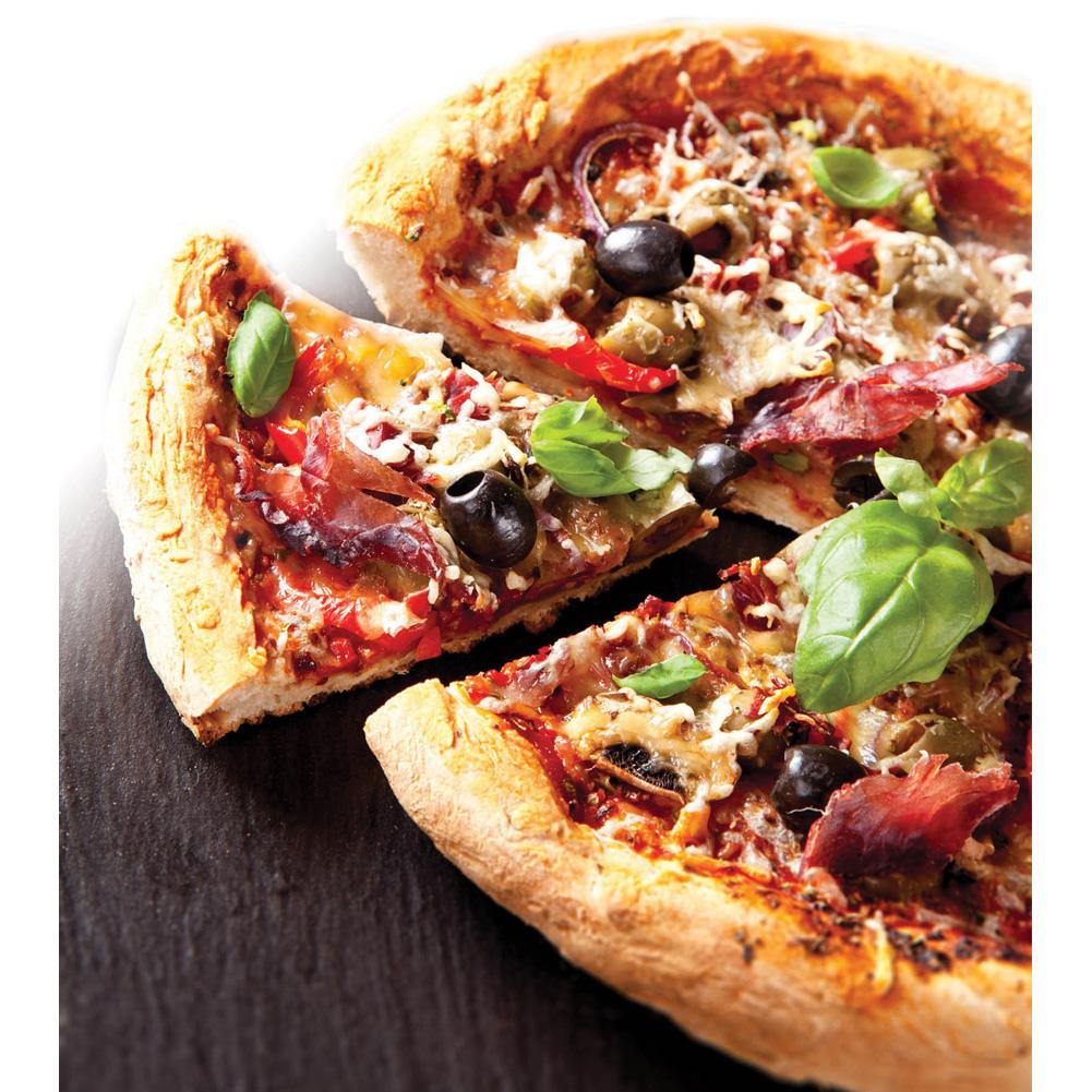 easy bake pizza instructions