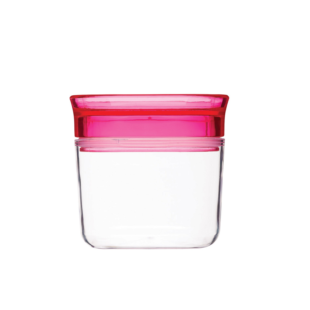 500ml pink storage jar unique home living for Decor 500ml container