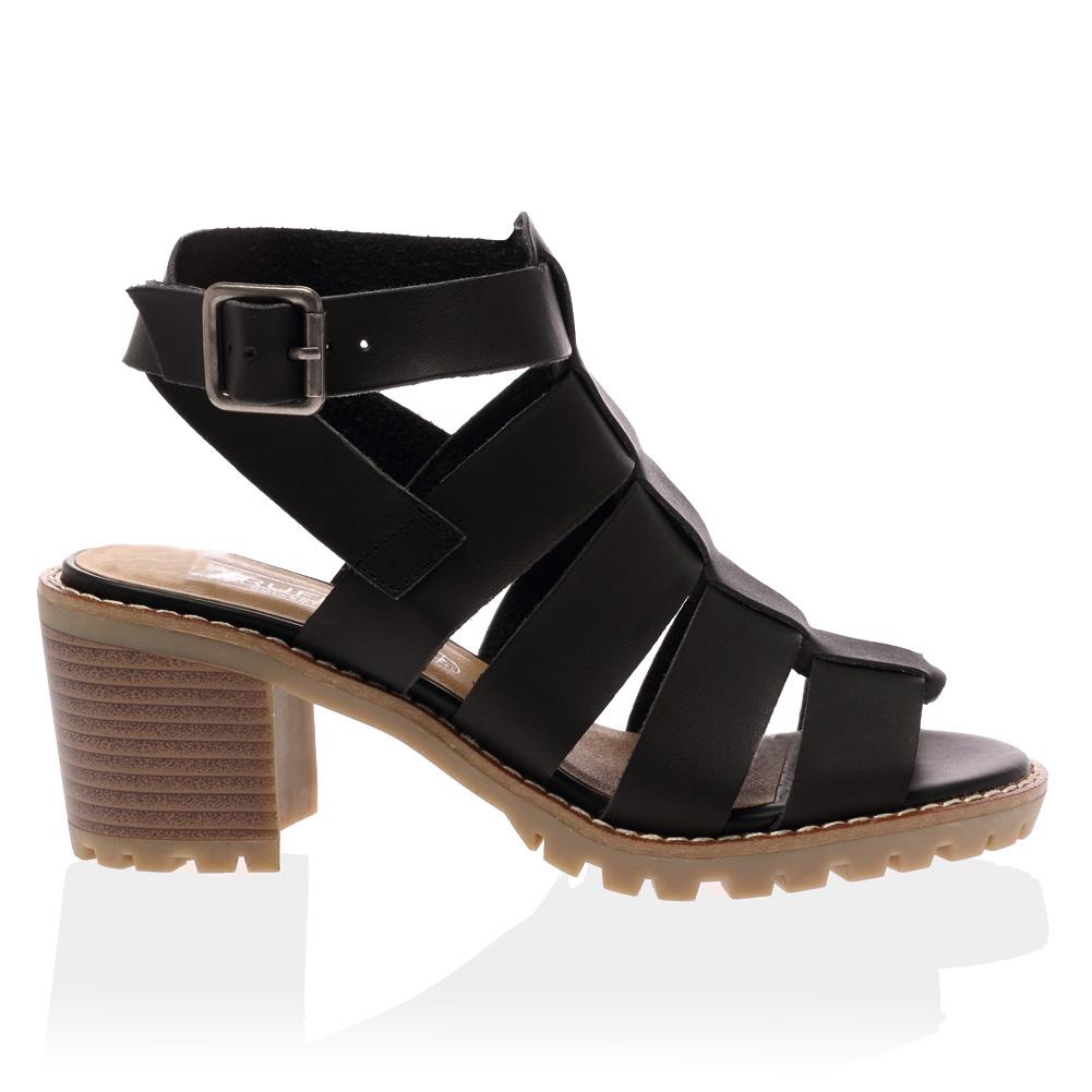 Ladies Strappy Heels