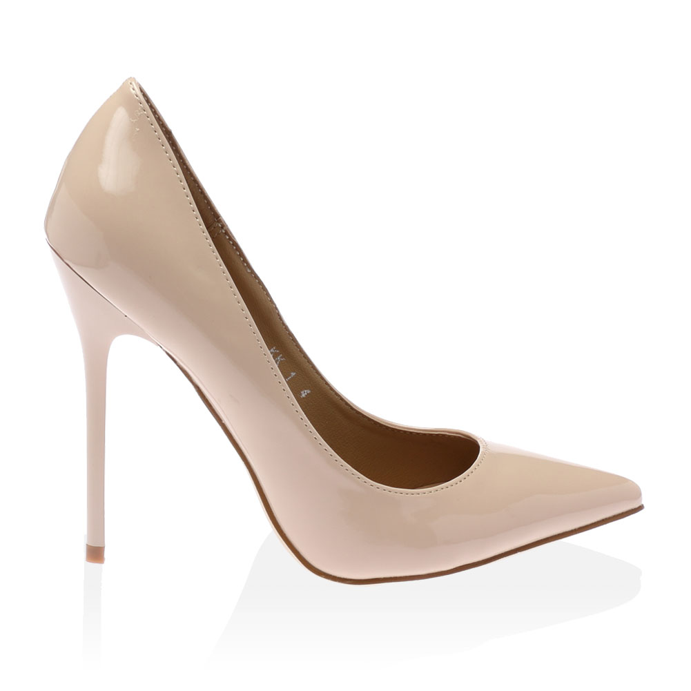 Nude patent shoes Nude Photos 61