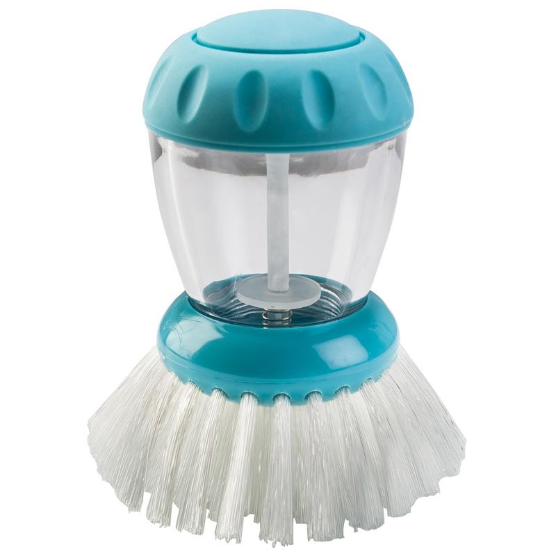 Dishwashing Liquid Dispenser ~ Washing up liquid dispenser brush unique home living