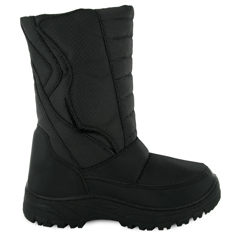 Clearance & Rollbacks. Shop all Clearance & Rollbacks Food Household Essentials Pets. Pharmacy, Health & Beauty. Caregiver Support Immunity Support Shop Restock Shop. Product - Mens Short Winter Snow Boots - Lace-Up Closure Comfortable Weatherproof Snow Boots. Product Image. Price $ .