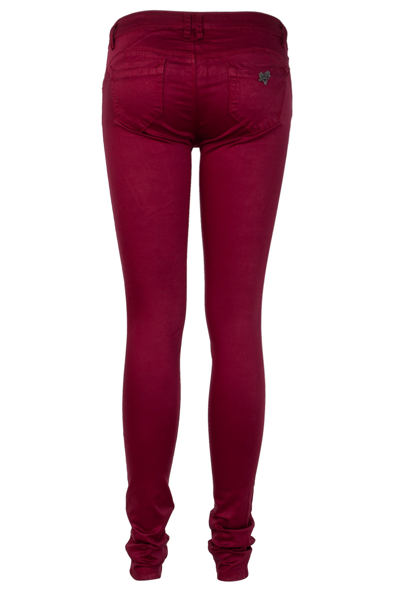 Elegant Burgundy Capoeira Pants For Women  CapoeiraWorldcom