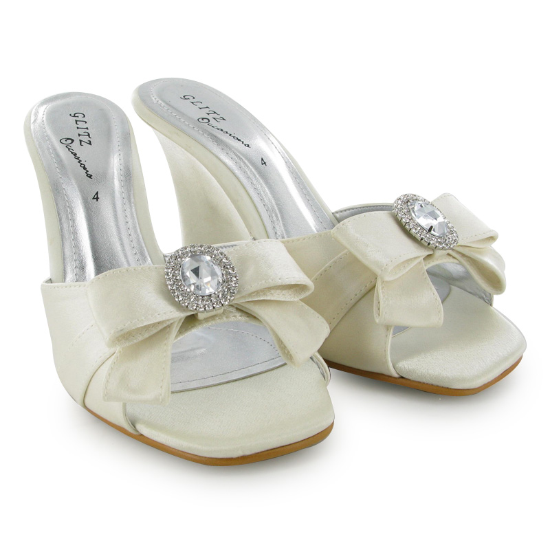 Ivory Wedge Sandals For Wedding Ivory Wedge Wedding Shoes