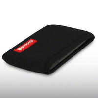 NEOPRENE POUCH WITH SHOCKSOCK LOGO FOR SAMSUNG I9070 GALAXY S ADVANCE - BLACK
