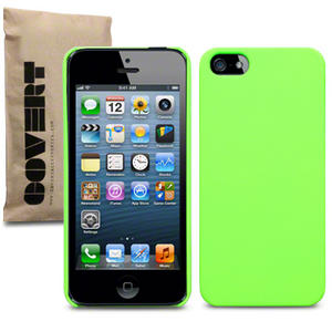 Neon-Covert-Rubber-Cover-Case-Back-for-New-iPhone-5-Fluro-Pink-Green-Orange