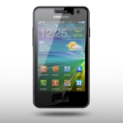 SCREEN SHIELD / SCREEN PROTECTOR FOR SAMSUNG WAVE M S7250