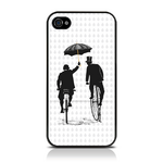 View Item iPhone 4S / 4 Vintage Retro Penny Farthing Hard Back Case