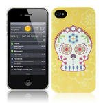 View Item iPhone 4S / 4 Candy Skull Print  Fashion Case