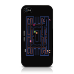View Item iPhone 4S / 4 Retro Old Skool Pac Man Inspired Multicolured Novelty Case