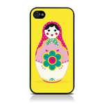 View Item iPhone 4S / 4 Trendy Novelty Russian Doll Fashion Case