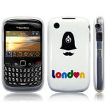 View Item Blackberry Curve 8520 / 9300 TPU Gel Skin Case - London Bobby