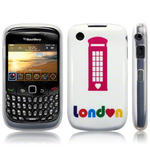 View Item Blackberry Curve 8520 / 9300 TPU Gel Skin Case - London Phone Box