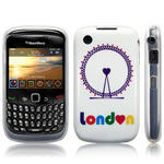 View Item Blackberry Curve 8520 / 9300 TPU Gel Skin Case - London Eye