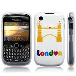 View Item Blackberry Curve 8520 / 9300 TPU Gel Skin Case - London Bridge