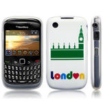 View Item Blackberry Curve 8520 / 9300 TPU Gel Skin Case - London Big Ben