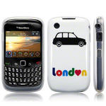View Item Blackberry Curve 8520 / 9300 TPU Gel Skin Case - London Taxi