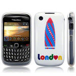 View Item Blackberry Curve 8520 / 9300 TPU Gel Skin Case - London Gherkin