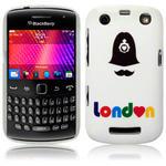 View Item Blackberry Curve 9360 TPU Gel Skin Case - London Bobby