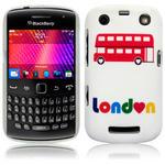 View Item Blackberry Curve 9360 TPU Gel Skin Case - London Double Decker Bus