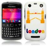 View Item Blackberry Curve 9360 TPU Gel Skin Case - London Bridge
