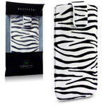 View Item iPhone 5 Pu Leather Pocket Case - Zebra Stripes