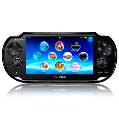 View Item Sony PS Vita TPU Gel Skin Case - Solid Black