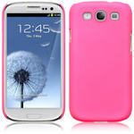 View Item Samsung Galaxy S3 I9300 Slim Armour Hard Cover - Neon Pink
