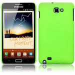 View Item Samsung Galaxy Note Covert Slim Armour Hard Cover - Neon Green