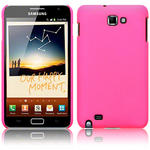 View Item Samsung Galaxy Note Covert Slim Armour Hard Cover - Neon Pink