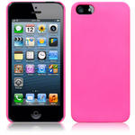 View Item iPhone 5 Covert Slim Armour Hard Cover - Neon Pink