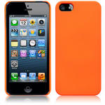 View Item iPhone 5 Covert Slim Armour Hard Cover - Neon Orange