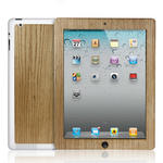 View Item iPad 2 / 3 Genuine Oak Wooden Lumberjacket Case
