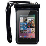 View Item Asus Google Nexus 7 Waterproof Carry Case With Neck Strap - Black