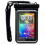 View Item HTC Flyer Waterproof Carry Case With Neck Strap - Black