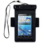 View Item Acer Liquid Gallant E350 Waterproof Carry Case / Armband - Black