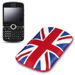 View Item Orange Barcelona Executive Pouch Case - Union Jack By Terrapin